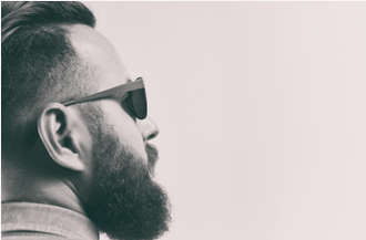 barba hero, barba più folta