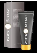 white effect, sbiancamento della pelle