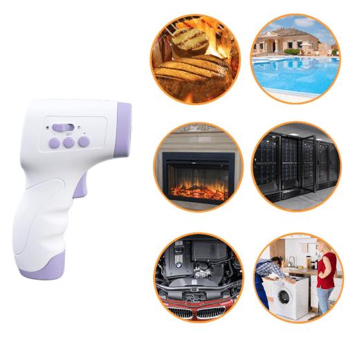 Termoscanner, termometro, temperatura